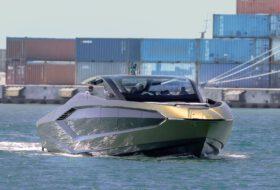 jacht, lamborghini, lamborghini 63, tecnomar