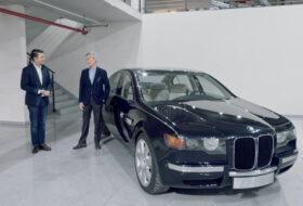 a nap képe, autós videó, bmw 7-es, chris bangle, e65, luxusautó, prototípus