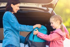 abroncs, baleset, biztonság, iskola, közlekedés, tanévkezdés
