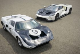 ford, ford gt, heritage edition, le mans, monterey