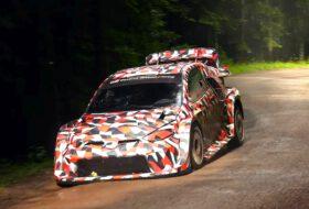 gr yaris, hibrid, rali világbajnokság, rally1, toyota, wrc