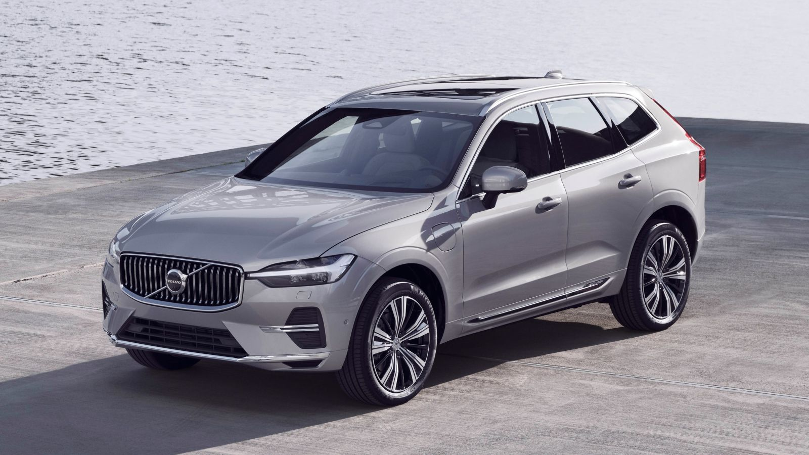 Volvo Recharge plug-in hibrid modellek