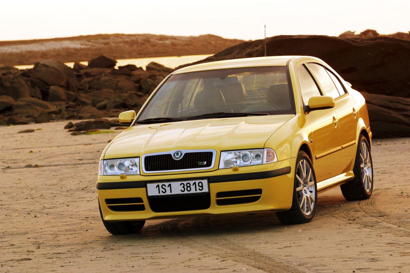 25 éves a Škoda Octavia