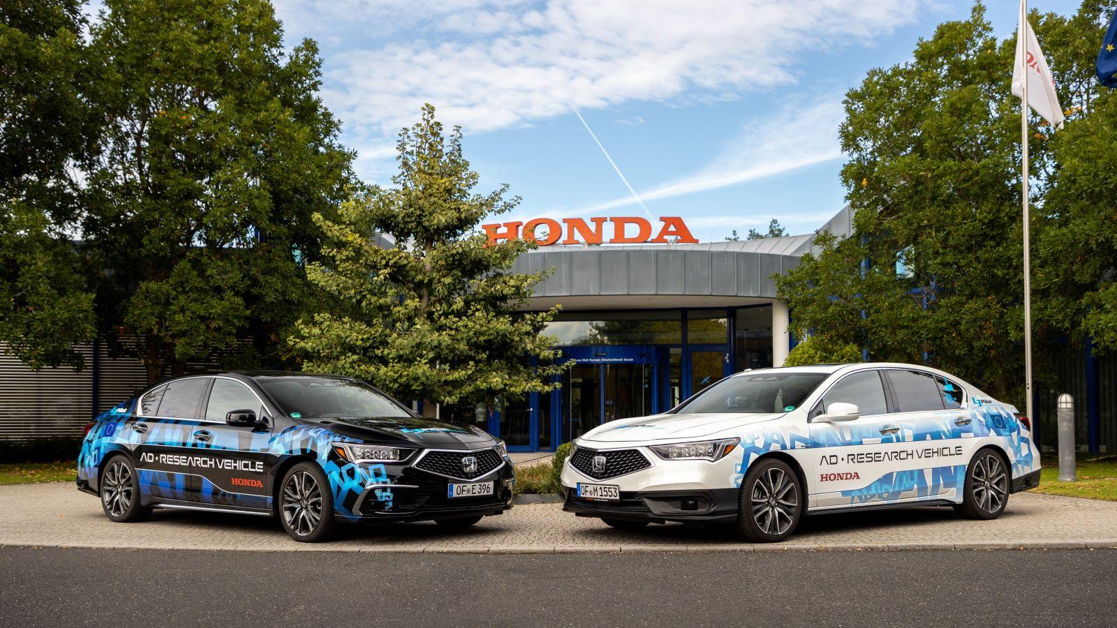 HONDA SHOWCASES AUTOMATED DRIVING TECHNOLOGY AT ITS WORLD CONGRESS 2021
