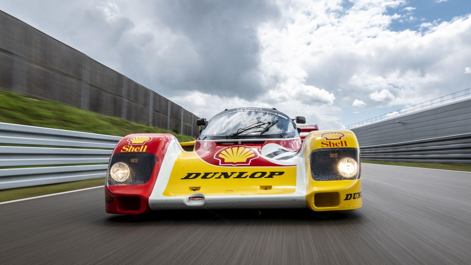 1987 Porsche 962 C